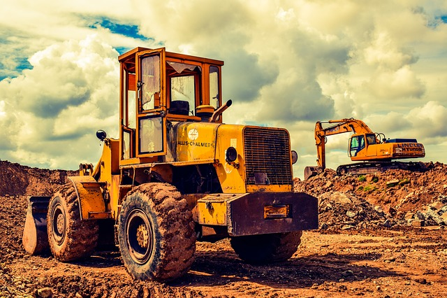 bulldozer Maître d'Oeuvre