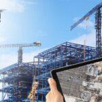 drone construction megastructures