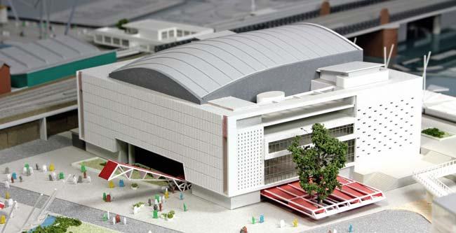 maquette imprimante 3D en architecture