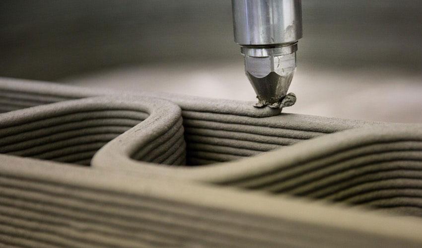 impression 3D construction