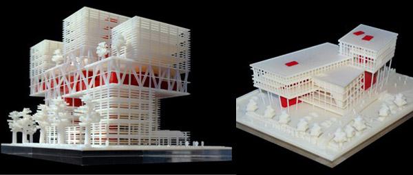 exemple maquette imprimante 3d