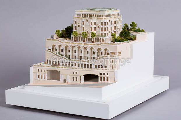 imprimante 3D en architecture