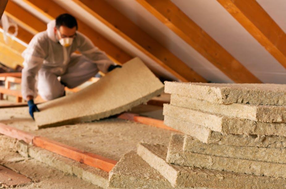 rénovation énergétique murs, planchers, combles