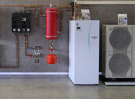 installer pompe à chaleur