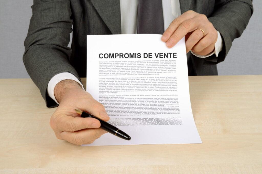 compromis de vente : comment signer?