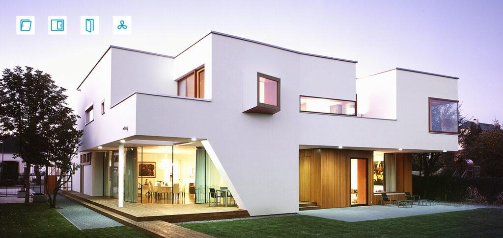 Maison connectée promotion immobilière