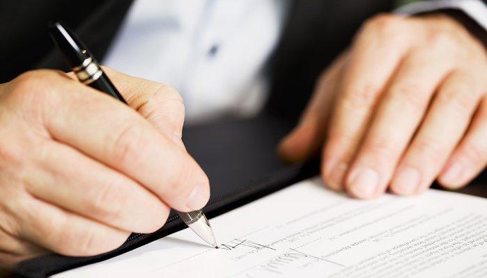 promesse de vente signature